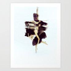 Upside Art Print