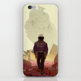 Fornax Void and the Meat King iPhone Skin