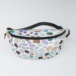 Terrazzo Colorful Fanny Pack