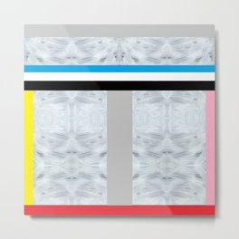 ventana Metal Print