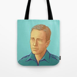 tw characters color mix #6 Tote Bag