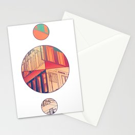 Orbital Stationery Cards
