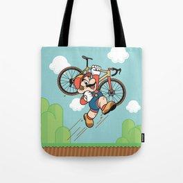 Super Cyclocross Tote Bag