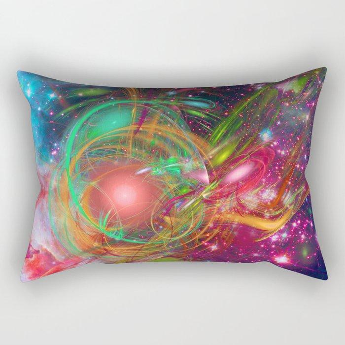 New Universe Rectangular Pillow