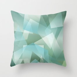 Abstract 219 Throw Pillow