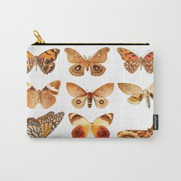 butterflies 9 Carry-All Pouch