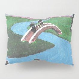 Looking for Nessie - Scotties - Scottish Terriers Pillow Sham