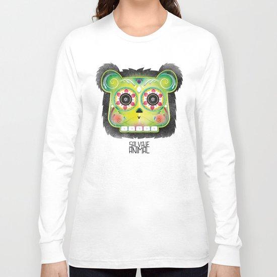 SALVAJEANIMAL DEADMex Long Sleeve T-shirt