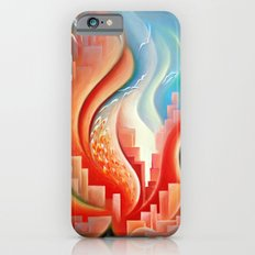 Hibiscus City Slim Case iPhone 6s