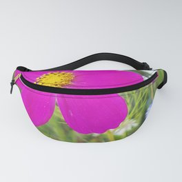 Flowers Go Wild in Wimbledon 5 - Cosmos the bold Fanny Pack