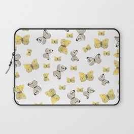 Danish Butterflies Laptop Sleeve