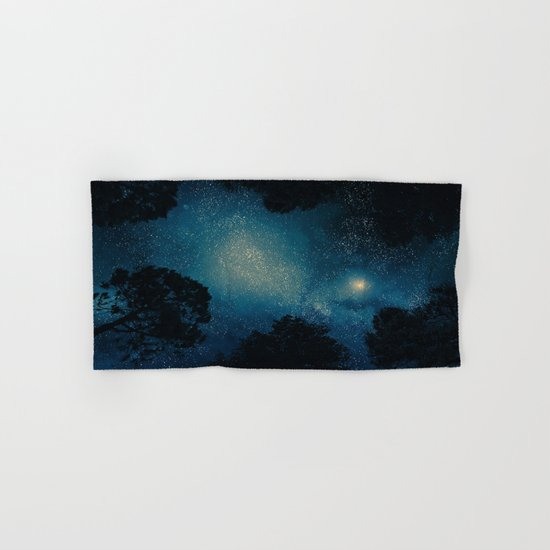 Stars & Trees Hand & Bath Towel