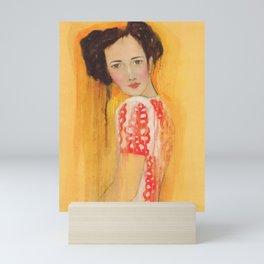 Guinevere Mini Art Print