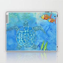 Secret Turtle Laptop & iPad Skin
