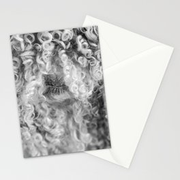 Lashes & Wool Stationery Cards