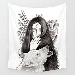 Ritual Wall Tapestry