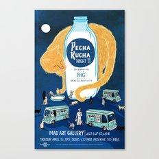 PK Night 11 Canvas Print