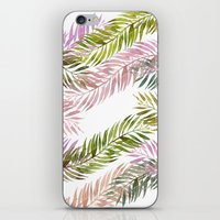 iPhone & iPod Skins featuring tropical florest by franciscomffonseca