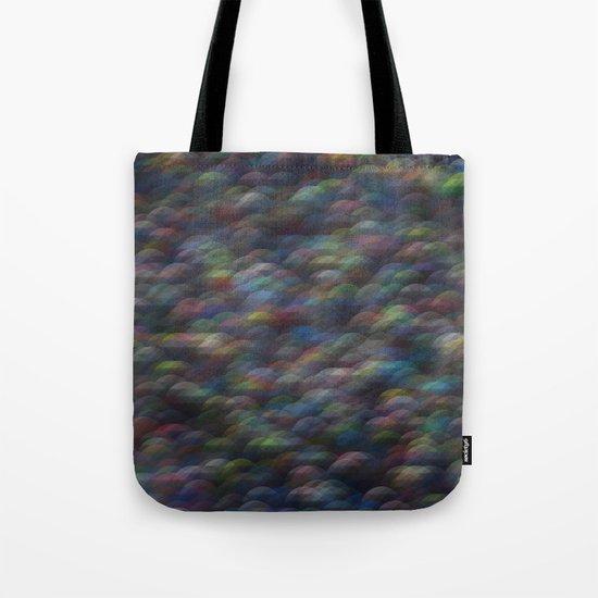 Cosmos Pixel Tote Bag