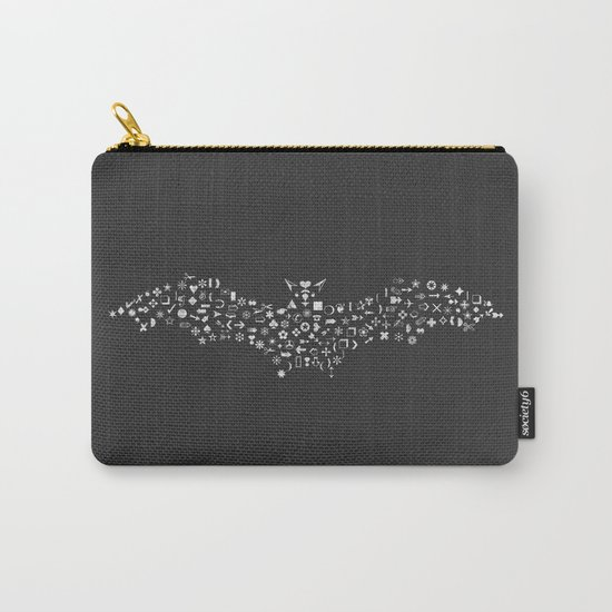Dingbat Carry-All Pouch
