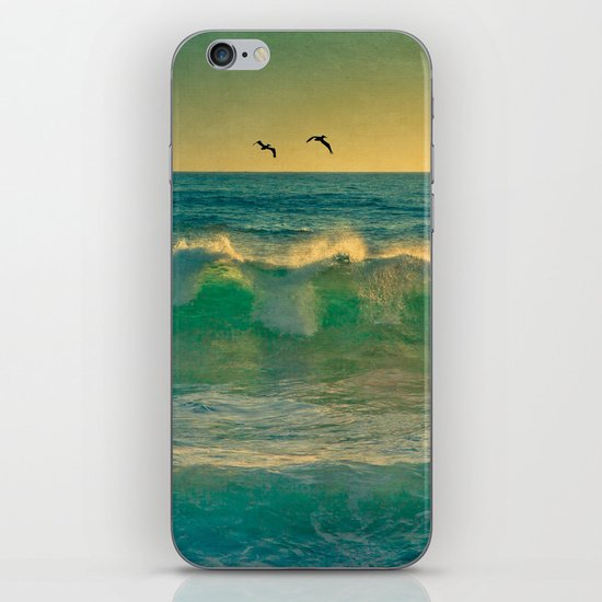 Two of Us iPhone & iPod Skin