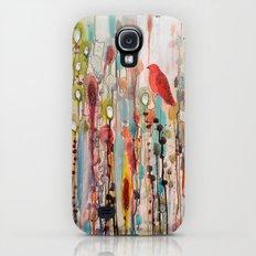 la vie comme un passage Galaxy S4 Slim Case