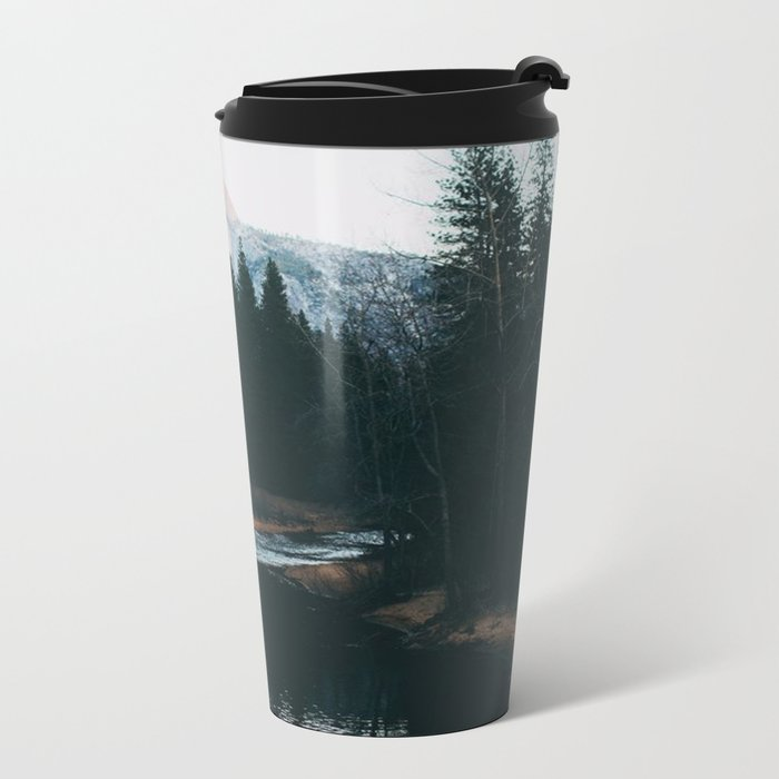 Yosemite Metal Travel Mug