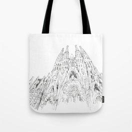 Bcn 4 Tote Bag