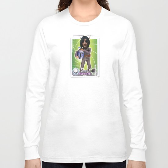 Great Stars - Dave Wyndorf Long Sleeve T-shirt