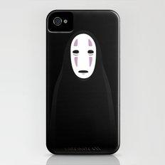 No Face iPhone (4, 4s) Slim Case