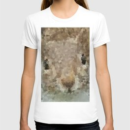 The other faces of Squirrel 2 T-shirt
