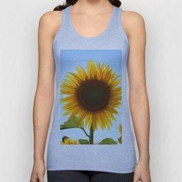 Sunny Sunflowers Unisex Tank Top