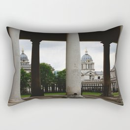 Royal Naval College Rectangular Pillow
