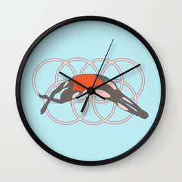 Erika Wall Clock