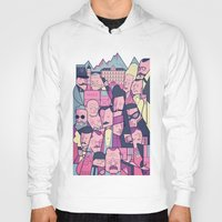 the grand budapest hotel Hoodies featuring Grand Hotel by Ale Giorgini