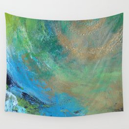ABSTRACT COLORS 6 Wall Tapestry