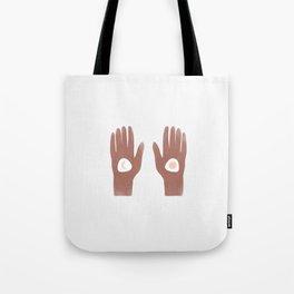 Boho Series - Terra #5 Tote Bag