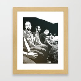 A2 Framed Art Print