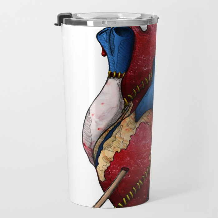 Heart Attack Travel Mug