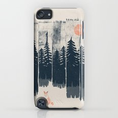 A Fox in the Wild... iPod touch Slim Case