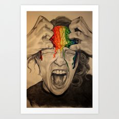 Creative Mind Art Print