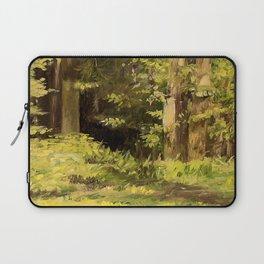 Woodland Landscape Nature Art Laptop Sleeve