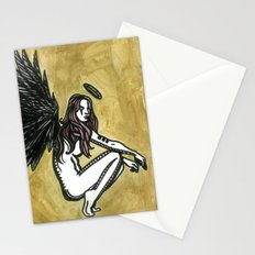 The Initial Appearance of Nephilim Stationery Cards