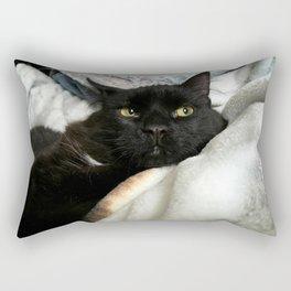 THE CAT WITH NO NAME M* Rectangular Pillow