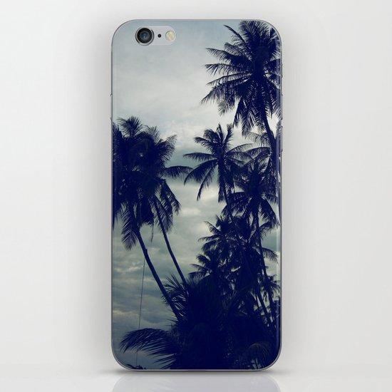 Palm Trees II iPhone Skin