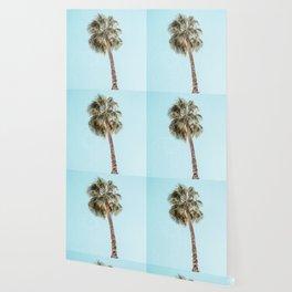 Single Palm Wallpaper