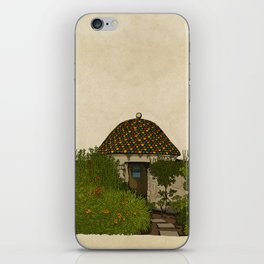 The Guard House iPhone Skin