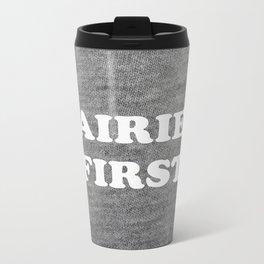 Fairies first Metal Travel Mug