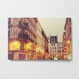 Paris Nº1 Metal Print
