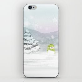 New Year, New Life iPhone Skin